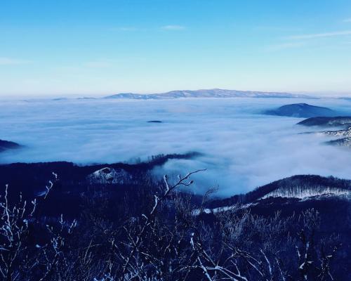 Reiser Janka (12) - Felhőtenger