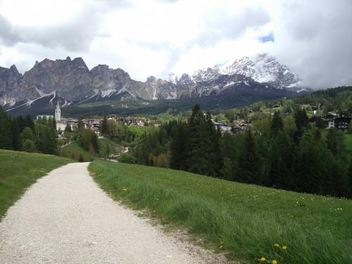 Farkas Lídia (9) – Cortina d' Ampezzo